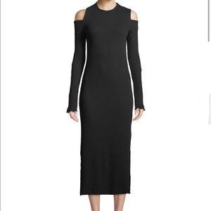 Current Elliot Black Dress